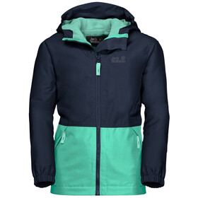Jack Wolfskin Snowy Days Jack Kinderen, midnight blue